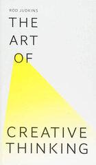 Art of Creative Thinking, The kaina ir informacija | Knygos užsienio kalba  | pigu.lt