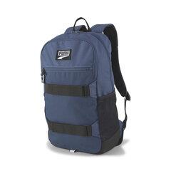 Kuprinė Puma Deck, 26 l,mėlyna kaina ir informacija | Kuprinės ir krepšiai | pigu.lt