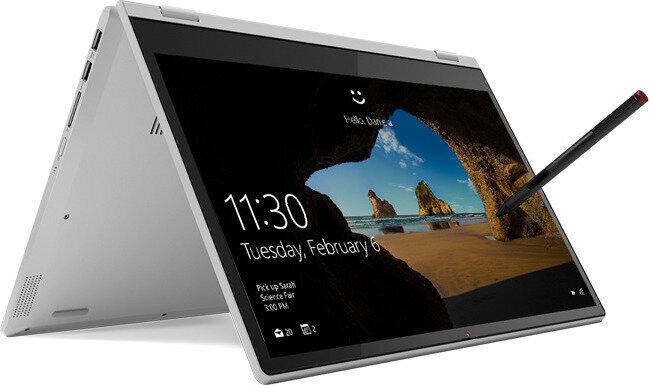 Lenovo Yoga C340 (81N600B4MX) kaina ir informacija | Nešiojami kompiuteriai | pigu.lt