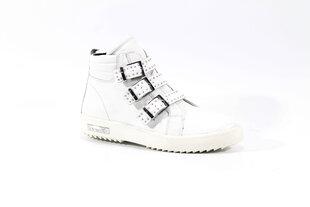 Aulinukai moterims CAPRICE, balti kaina ir informacija | Aulinukai, ilgaauliai batai moterims | pigu.lt