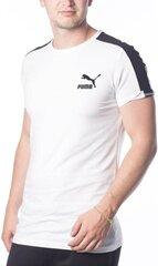 Vyriški marškinėliai Puma Archive T7 Stripe Tee kaina ir informacija | Vyriški mаrškinėliai | pigu.lt