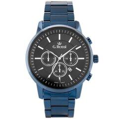 Laikrodis Gino Rossi GR6647B6F1 цена и информация | Мужские часы | pigu.lt