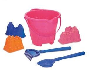 Smėlio žaislų rinkinys Eddy Toys 6 vnt kaina ir informacija | Smėlio žaislų rinkinys Eddy Toys 6 vnt | pigu.lt