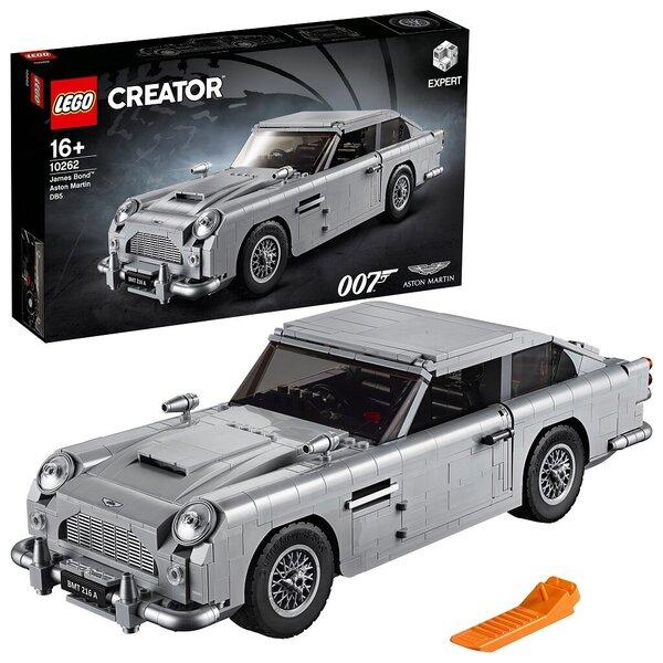 10262 LEGO® Creator Expert James Bond™ Aston Martin DB5 kaina