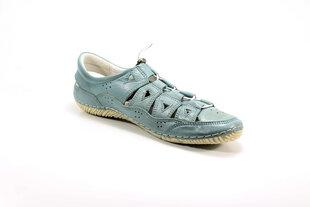 Laisvalaikio batai moterims Jana, mėlyni kaina ir informacija | Bateliai moterims  | pigu.lt