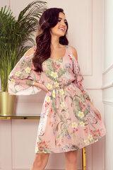 Suknelė moterims, rožinė kaina ir informacija | Suknelės | pigu.lt