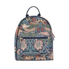 Kuprinė moterims Signare Strawberry Thief Blue цена и информация | Женские сумки | pigu.lt