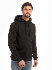 Vyriškas juodas džemperis Street Industries цена и информация | Vyriškas juodas džemperis Street Industries | pigu.lt