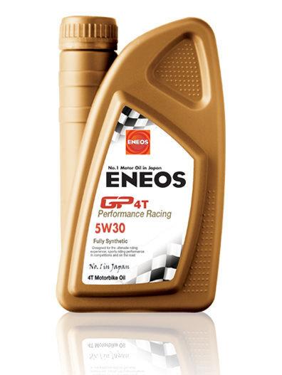 ENEOS GP4T Performance Racing 5w30, 1 Ltr variklio alyva kaina ir informacija | Moto alyvos | pigu.lt