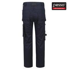 Рабочие брюки Pesso Twill Stretch 215 цена и информация | Рабочая одежда | pigu.lt