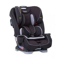 Automobilinė kėdutė Graco Slimfit 0-36 kg, Black kaina ir informacija | Automobilinė kėdutė Graco Slimfit 0-36 kg, Black | pigu.lt