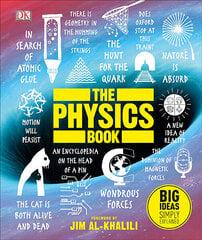 Physics Book : Big Ideas Simply Explained, The цена и информация | Physics Book : Big Ideas Simply Explained, The | pigu.lt