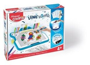 Šviečianti dėžutė Maped Creativ Lumi Board kaina ir informacija | Lavinamieji žaislai | pigu.lt