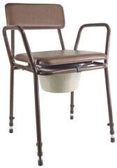 Tualeto kėdė su reguliuojamu aukščiu kaina ir informacija | Slaugos prekės | pigu.lt