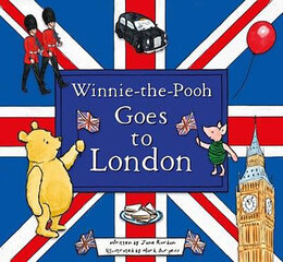 Winnie-the-Pooh Goes To London kaina ir informacija | Winnie-the-Pooh Goes To London | pigu.lt