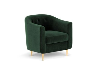 Fotelis Kooko Home Corde, tamsiai žalias kaina ir informacija | Fotelis Kooko Home Corde, tamsiai žalias | pigu.lt