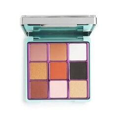 Akių šešėlių paletė Makeup Revolution IHR Snow Globe 13.5 g, Penguin kaina ir informacija | Akių šešėliai, pieštukai, blakstienų tušai, serumai | pigu.lt