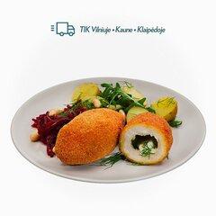Kepti Kijevo kotletai, užšaldyti, 4vnt. цена и информация | Замороженные продукты | pigu.lt