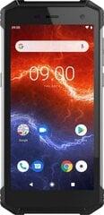 myPhone Hammer Energy 2, Black kaina ir informacija | Mobilieji telefonai | pigu.lt
