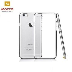 Mocco Ultra Back Case 0.3 mm Silicone Case for Apple iPhone SE 2020 Transparent kaina ir informacija | Telefono dėklai | pigu.lt