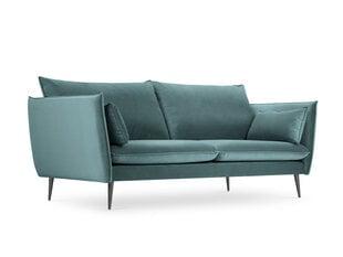 Sofa Micadoni Home Agate 4S, šviesiai žalia kaina ir informacija | Sofa Micadoni Home Agate 4S, šviesiai žalia | pigu.lt