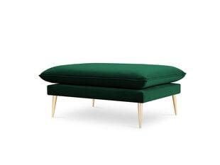 Pufas Micadoni Home Agate, žalios/auksinės spalvos kaina ir informacija | Pufas Micadoni Home Agate, žalios/auksinės spalvos | pigu.lt