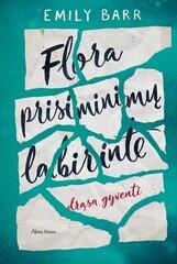 Flora prisiminimų labirinte. Drąsa gyventi kaina ir informacija | Knygos | pigu.lt