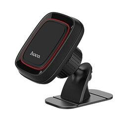 Automobilinis universalus telefono laikiklis Hoco CA24, tvirtinamas ant prietaisų skydelio, magnetinis kaina ir informacija | Telefono laikikliai | pigu.lt