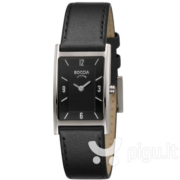 Laikrodis Boccia Titanium 3212-05 kaina ir informacija | Moteriški laikrodžiai | pigu.lt