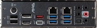 MSI MAG Z490 TOMAHAWK kaina ir informacija | Pagrindinės plokštės | pigu.lt