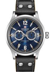 Vyriškas laikrodis Swiss Military Hanowa, 06-4307.04.003 kaina ir informacija | Vyriški laikrodžiai | pigu.lt