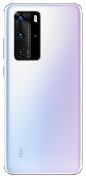 Huawei P40 Pro, 8/256GB, Ice white pigiau