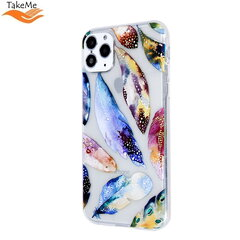 TakeMe Trendy ultra thin TPU back cover case for Xiaomi Redmi 8 Feather 2 kaina ir informacija | Telefono dėklai | pigu.lt
