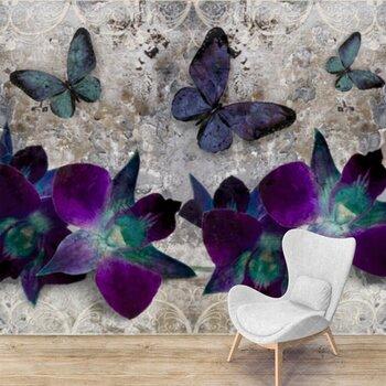 Fototapetai - Purpurinės svajos kaina ir informacija | Fototapetai | pigu.lt