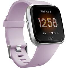 Prekė su pažeista pakuote. Fitbit Versa Lite, Lilac/Silver Aluminium kaina ir informacija | Mobilieji telefonai, foto ir video prekės pažeistomis pakuotėmis | pigu.lt