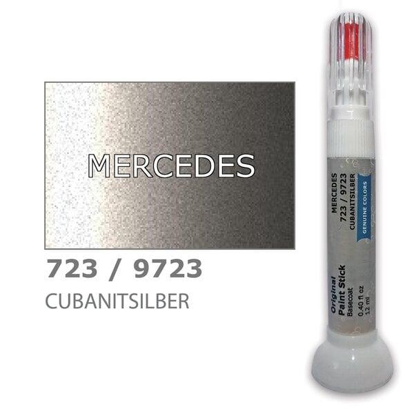 Карандаш-корректор для устранения царапин MERCEDES 9723 - CUBANITSILBER 12 ml