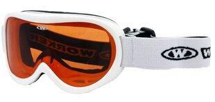 Vaikiški akiniai Worker Miller Balti kaina ir informacija | Vyriška slidinėjimo apranga | pigu.lt