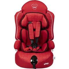 Automobilinė kėdutė Pelytė Minė (Minnie Mouse) 9-36 kg kaina ir informacija | Autokėdutės ir jų priedai | pigu.lt