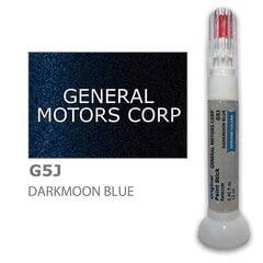 Карандаш-корректор для устранения царапин GENERAL MOTORS CORP G5J - DARKMOON BLUE 12 ml цена и информация | Автомобильная краска | pigu.lt