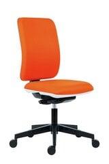 Biuro kėdė Wood Garden 1980 Blur BN19, oranžinė kaina ir informacija | Biuro kėdės | pigu.lt