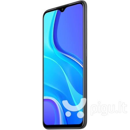 Xiaomi Redmi 9, 32 GB, Dual SIM, Carbon Grey internetu