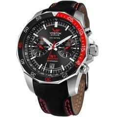 Vyriškas laikrodis Vostok Europe Rocket N1 Chrono Quartz 6S21-2255295 цена и информация | Мужские часы | pigu.lt