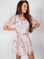 Suknelė moterims Daisy, rožinė kaina ir informacija | Suknelės | pigu.lt