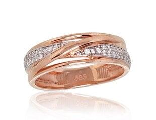 Auksinis žiedas kaina ir informacija | Auksinis žiedas | pigu.lt