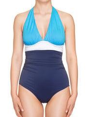 maudymosi kostiumėlis moterims Lauma Curacao kaina ir informacija | Maudymosi kostiumėliai | pigu.lt