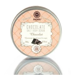 Солевой скраб для тела Saules Fabrika Chocolate 300г