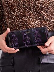 Piniginė moterims, violetinė kaina ir informacija | Piniginės, kortelių dėklai moterims | pigu.lt