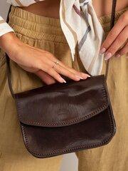 Rankinė moterims Rovicky, tamsiai ruda цена и информация | Женские сумки | pigu.lt