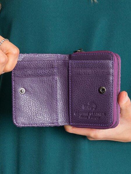 Piniginė, violetinė kaina