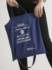 Rankinė moterims, tamsiai mėlyna цена и информация | Женские сумки | pigu.lt